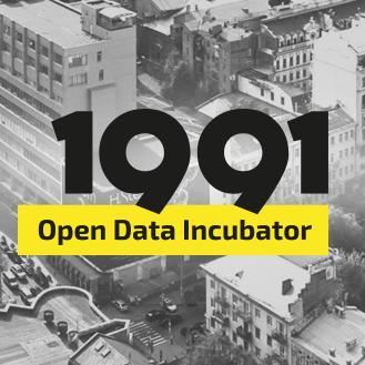 1991 OpenData Incubator